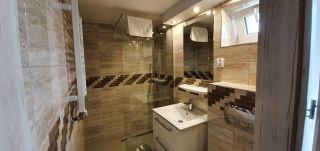 Ośrodek Wczasowy CLAUDIA  Karwia łazienka
