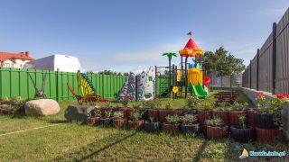 Ośrodek Wczasowy CLAUDIA  Karwia PLAC ZABAW