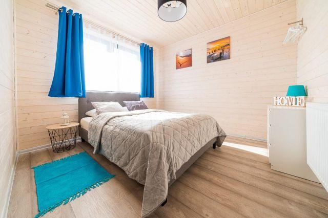 Domki Apartamentowe KOTWICA PARK Władysławowo Sypialnia