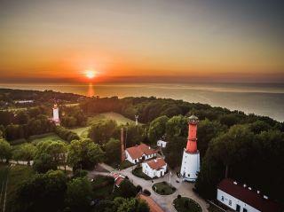 Domek Letniskowy JUSTYNA Jastrzębia Góra-Tupadly Latarnia Morska