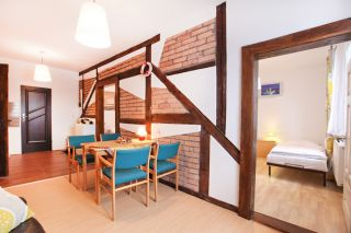 Pokoje i apartamenty KANTORÓWKA  Cieplice Apartament 3 pokojowy- salon