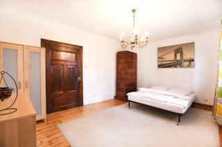 Pokoje i apartamenty KANTORÓWKA  Cieplice Apartament 3 pokojowy- sypialnia główna