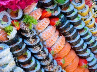 Resort SPA PLAZA Darłówko Tokyo Sushi