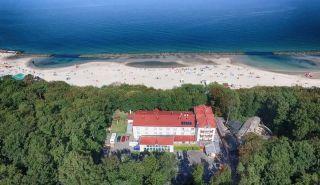 Resort SPA PLAZA Darłówko SPA nad morzem Darłówko