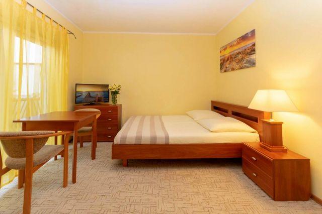 MARYNARSKI Apartamenty Darłówko Pokój 2 os. z balkonem