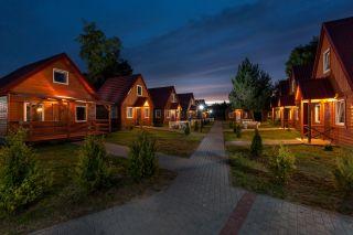 Bursztyn Ośrodek i Domki Bobolin