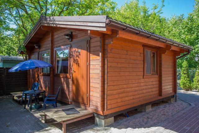 Ośrodek Wczasowy NA WYDMIE  Dziwnów Pokój  w domku  typu Bliźniak