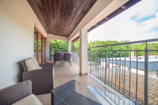 Ośrodek Wczasowy NA WYDMIE  Dziwnów Apartament AP-02-balkon