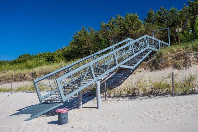 Ośrodek Wczasowy NA WYDMIE  Dziwnów Bezpośrednie zejście na plażę