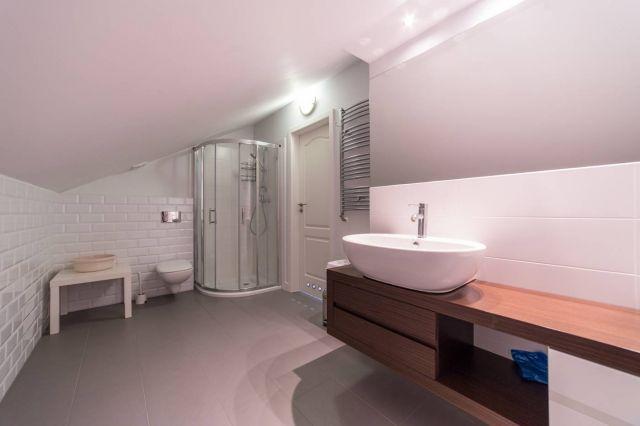 Ośrodek Wczasowy NA WYDMIE  Dziwnów Apartament AP-01-łazienka I