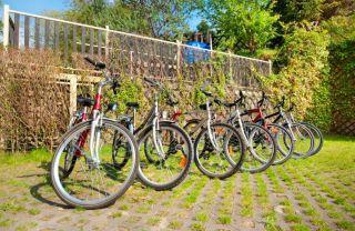 Dom Wypoczynkowy ARKA Jastrzębia Góra rowery