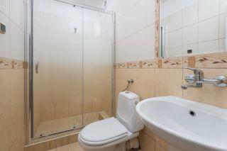 Dom Wypoczynkowy ARKA Jastrzębia Góra łazienka pokój 3 os.