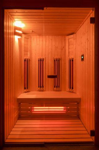 Domki apartamentowe BUENO Dąbki Sauna IR