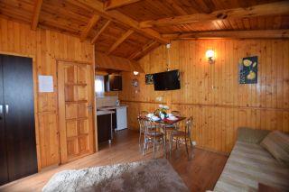 Domki Perłowe Dąbki Domek 4 osobowy - salon