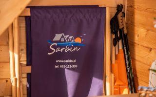 SARBIN domki letniskowe Sarbinowo SARBIN 6-8 osób