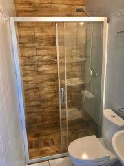 Dworek Karwia Karwia prysznic