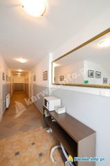 Dworek Karwia Karwia korytarz
