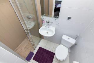 Dworek Karwia Karwia łazienka pokoju 4os