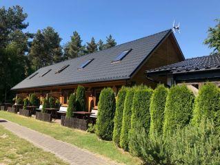 Domki Całoroczne SPOKOJNA 18 Bobolin Domki Drewniane