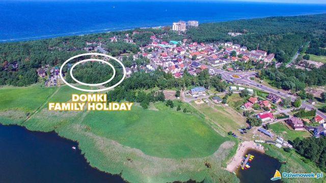 FAMILY HOLIDAY ośrodek z basenem i strefą SPA Dziwnówek