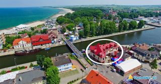 Villa PORTOWA Darłówko