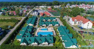 Domki Apartamentowe FULAY Premium Karwia Domki FULAY Premium