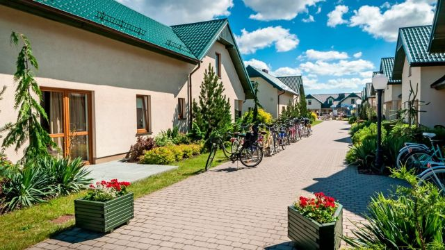 Domki Apartamentowe FULAY Premium Karwia Fulay Premium