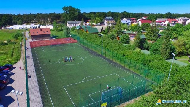 Domki Apartamentowe FULAY Premium Karwia boisko - Orlik obok ośrodka