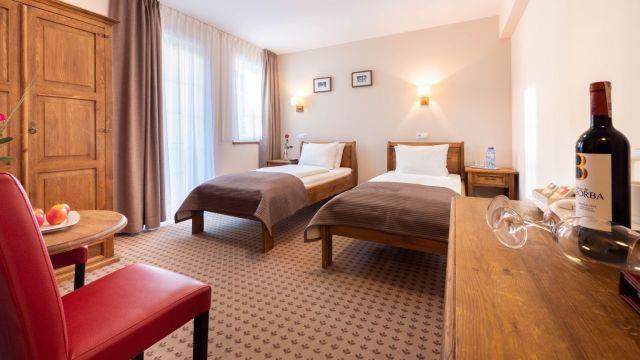 4 Hotel *** BIATHLON Sport & SPA Szklarska Poręba
