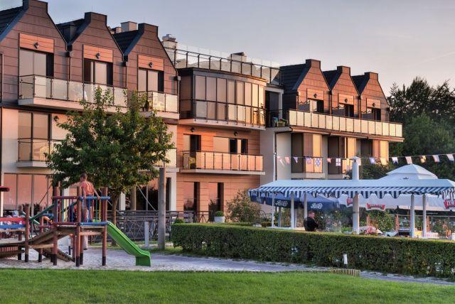 Hotel Faleza Jastrzębia Góra