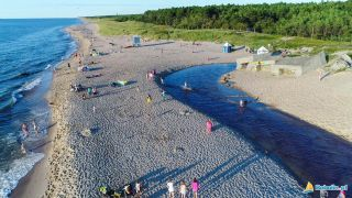 Domki LILIOWA ZATOKA Bobolin Bobolin - plaża