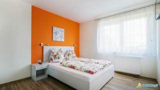 Domki i Apartamenty ALTAMIRA Ostrowo Apartament - sypialnia