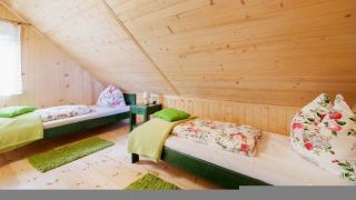 Domki i Apartamenty ALTAMIRA Ostrowo Zanzibar - sypialnia Dzieci