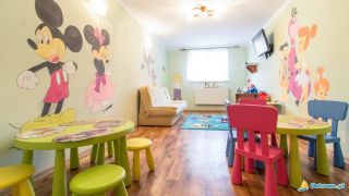 Domki i Apartamenty ALTAMIRA Ostrowo  Świetlica dla Maluszków