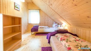 Domki i Apartamenty ALTAMIRA Ostrowo Saona - sypialnia Dzieci