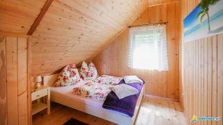 Domki i Apartamenty ALTAMIRA Ostrowo Saona - sypialnia Rodziców