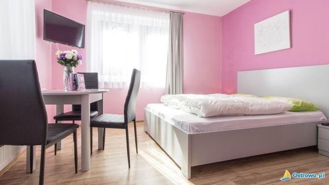 Domki i Apartamenty ALTAMIRA Ostrowo Pokój trzyosobowy