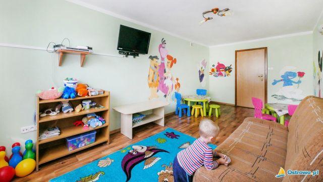 Domki i Apartamenty ALTAMIRA Ostrowo Świetlica dla Maluszków :)