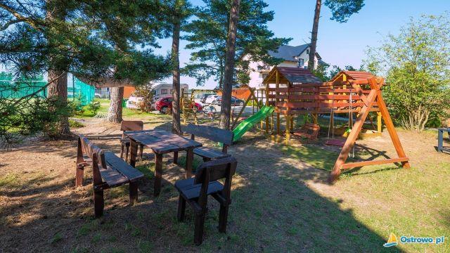 Domki i Apartamenty ALTAMIRA Ostrowo Ogród
