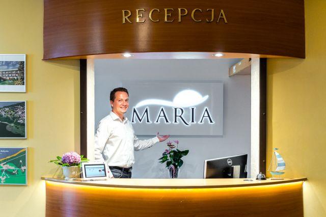 Ośrodek Wczasowy MARIA Dąbki