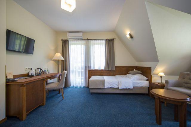 Hotel REDYK Ski&Relax*** Ząb k/Zakopanego Pokój 2-osobowy z 2 łóżkami