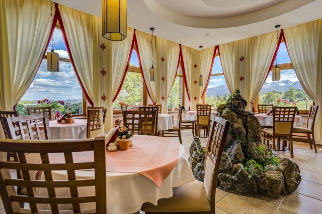 Hotel REDYK Ski&Relax*** Ząb k/Zakopanego