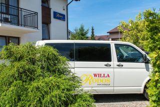 WILLA RODOS Władysławowo FIRMOWY BUS