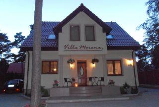 Villa Morena Pobierowo obiekt