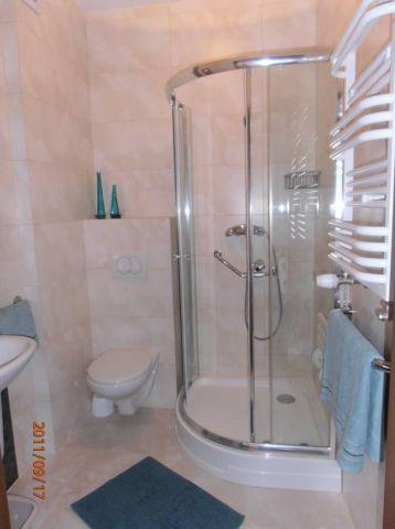 Villa Morena Pobierowo łazienka