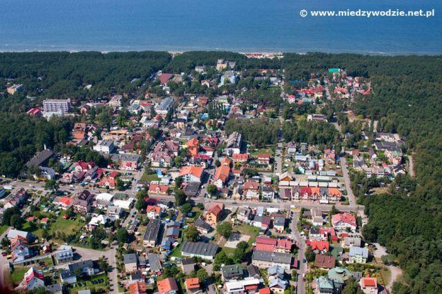 Domki Letniskowe BLISKO MORZA - 100m od plaży Międzywodzie Międzywodzie
