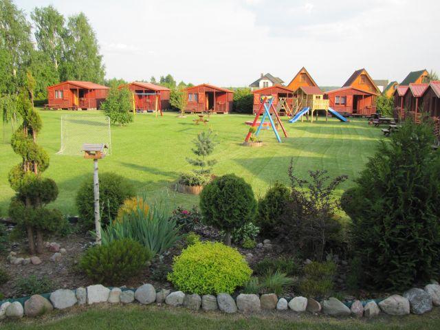 Domki Letniskowe AGA Bobolin