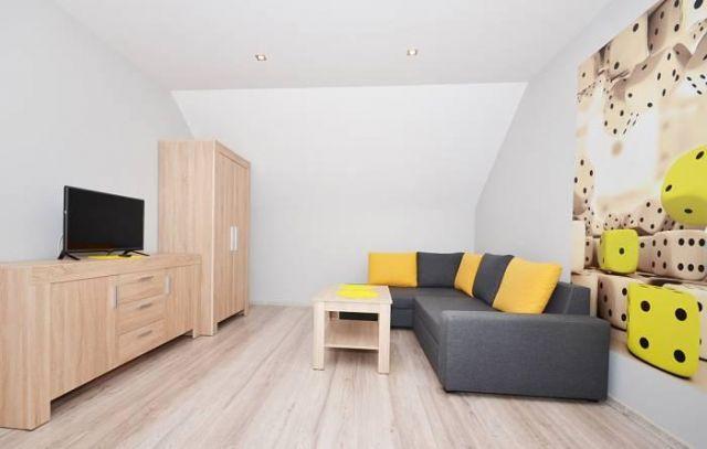 Apartamenty TĘCZOWE Darłówko