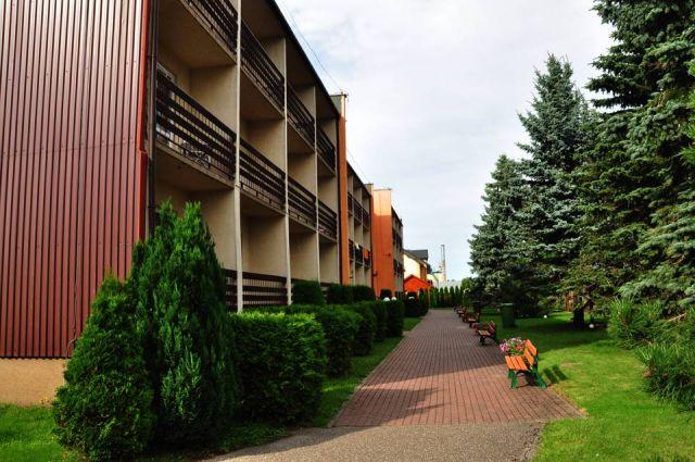 Ośrodek Wypoczynkowy SŁOWIANKA Darłówko Pawilon C