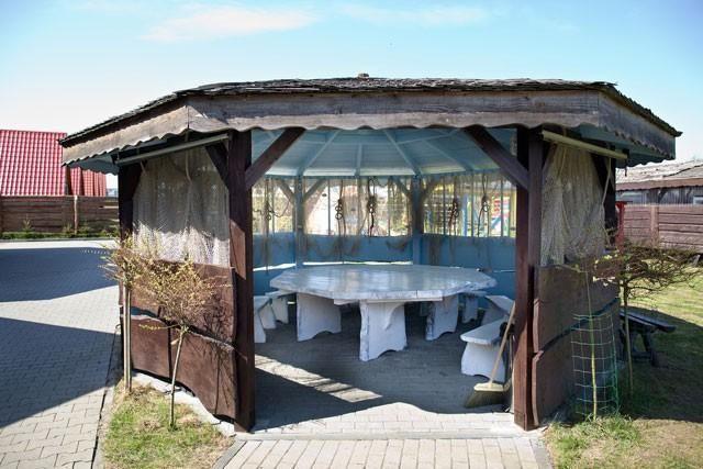 Domki Całoroczne KOLIBER Władysławowo ALTANA
